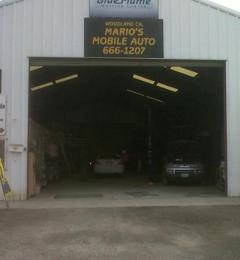 Marios Mobile Auto & RV - Woodland, CA