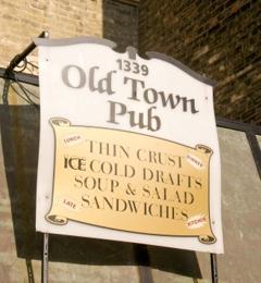 Old Towne Pizza Pub - Chicago, IL