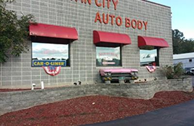 Twin City Auto Body Inc - Crystal City, MO