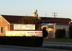 First Baptist Church Temple City - Temple City, CA. Christian preschool and kindergarten