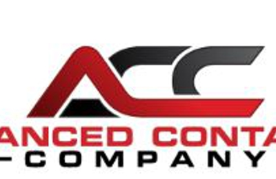 Advanced Container - Houston, TX. Advanced Container Company Houston TX - Steel Shipping Containers Logo