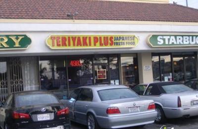Teriyaki Plus - Chatsworth, CA