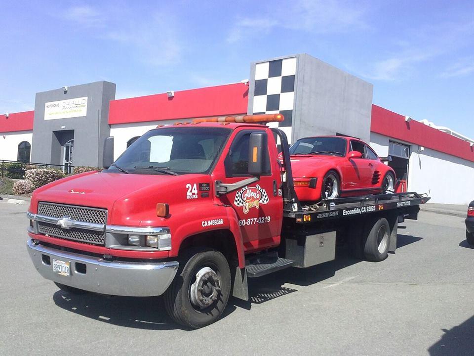 Alens Towing 727 Rock Springs Rd Escondido Ca 92025 Yp Com