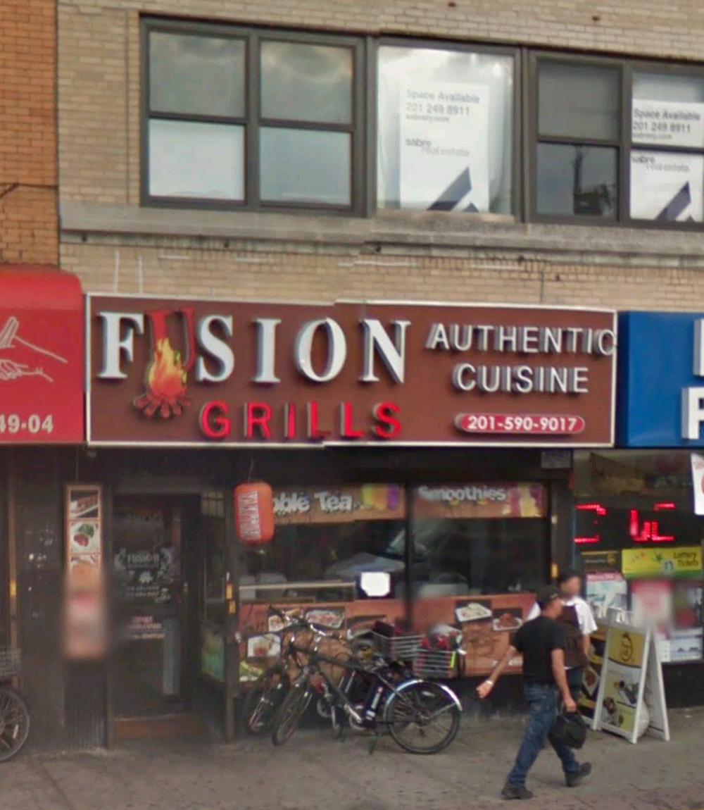 jersey Asian fusion central