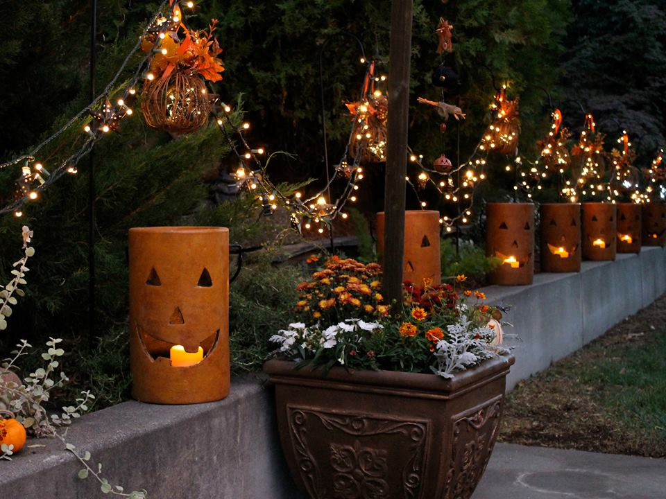 Home decor for fall from Home Depot