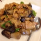 Full House Seafood Restaurant - Los Angeles, CA. Chicken w/mushrooms