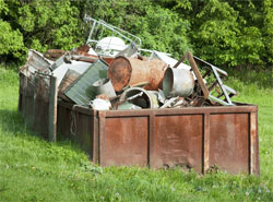 Horton Iron & Metal Co scrap metal recycling