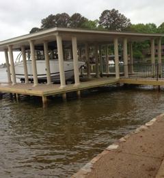 Williamson Boat Docks - Hot Springs National Park, AR