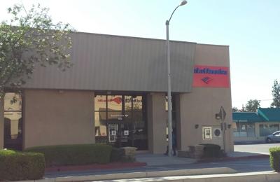 Bank of America - Arcadia, CA. Outside