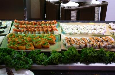 C L Hibachi Grill Supreme Buffet