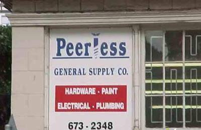 Peerless General Supply Co - San Francisco, CA