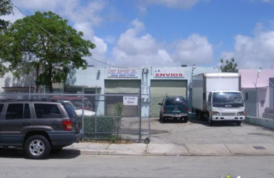 Cary Bakery Products - Miami, FL