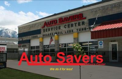 Auto Savers Service Center - Sandy, UT