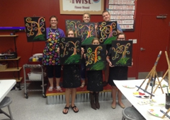 Painting With A Twist 5810 Long Prairie Rd Ste 600 Flower Mound Tx
