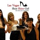 Las Vegas Shoe Shine Girl