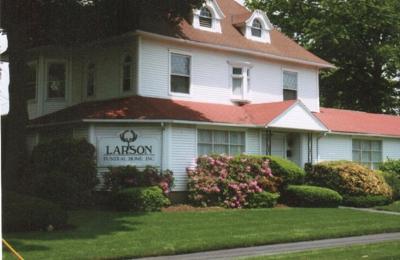Larson Funeral Home - Bridgeport, CT