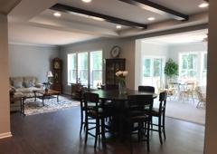 Homes By Vanderbuilt - Sanford, NC. sun  room, dining, living rooms