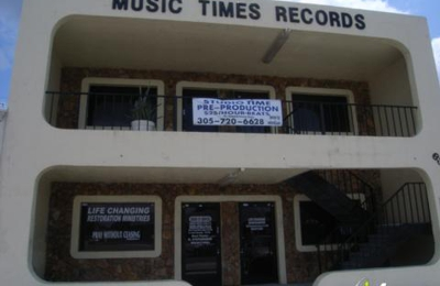 Music Times Records Inc - Miramar, FL