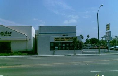 Phillips Tire Company - Orange, CA
