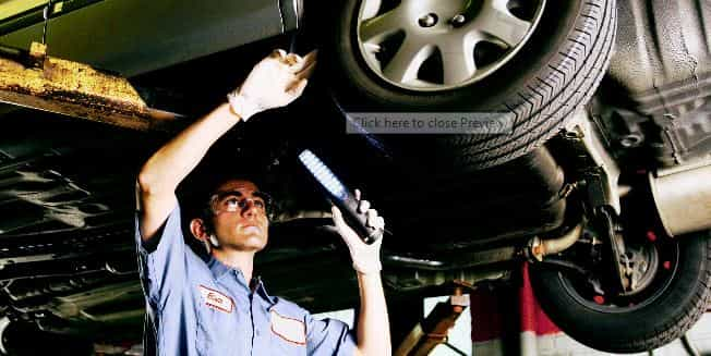 Tire Repair Services