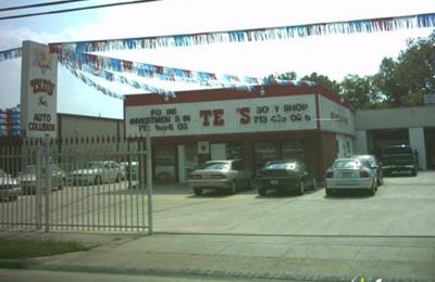 Ted's Auto Collision - Houston, TX