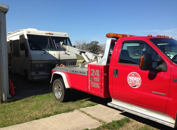 Herd Towing - San Antonio, TX