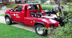 raleigh towing services