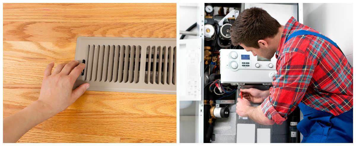 Heating Install