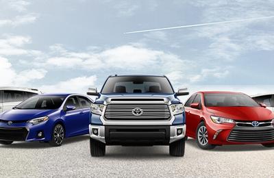 Toyota Rent A Car - Hollywood, FL