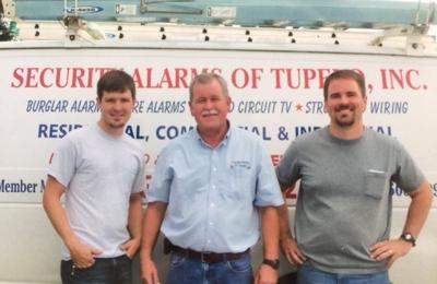 Security Alarms Of Tupelo Inc