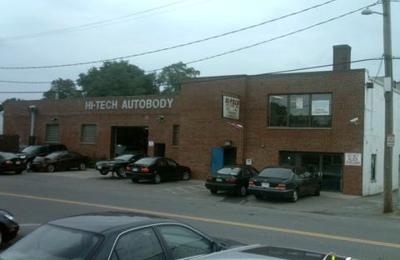 Hi Tech Autobody - Cambridge, MA