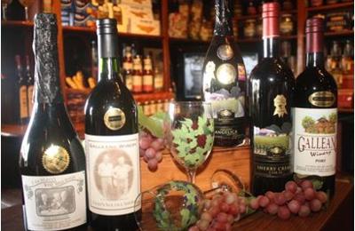Galleano Winery - Mira Loma, CA
