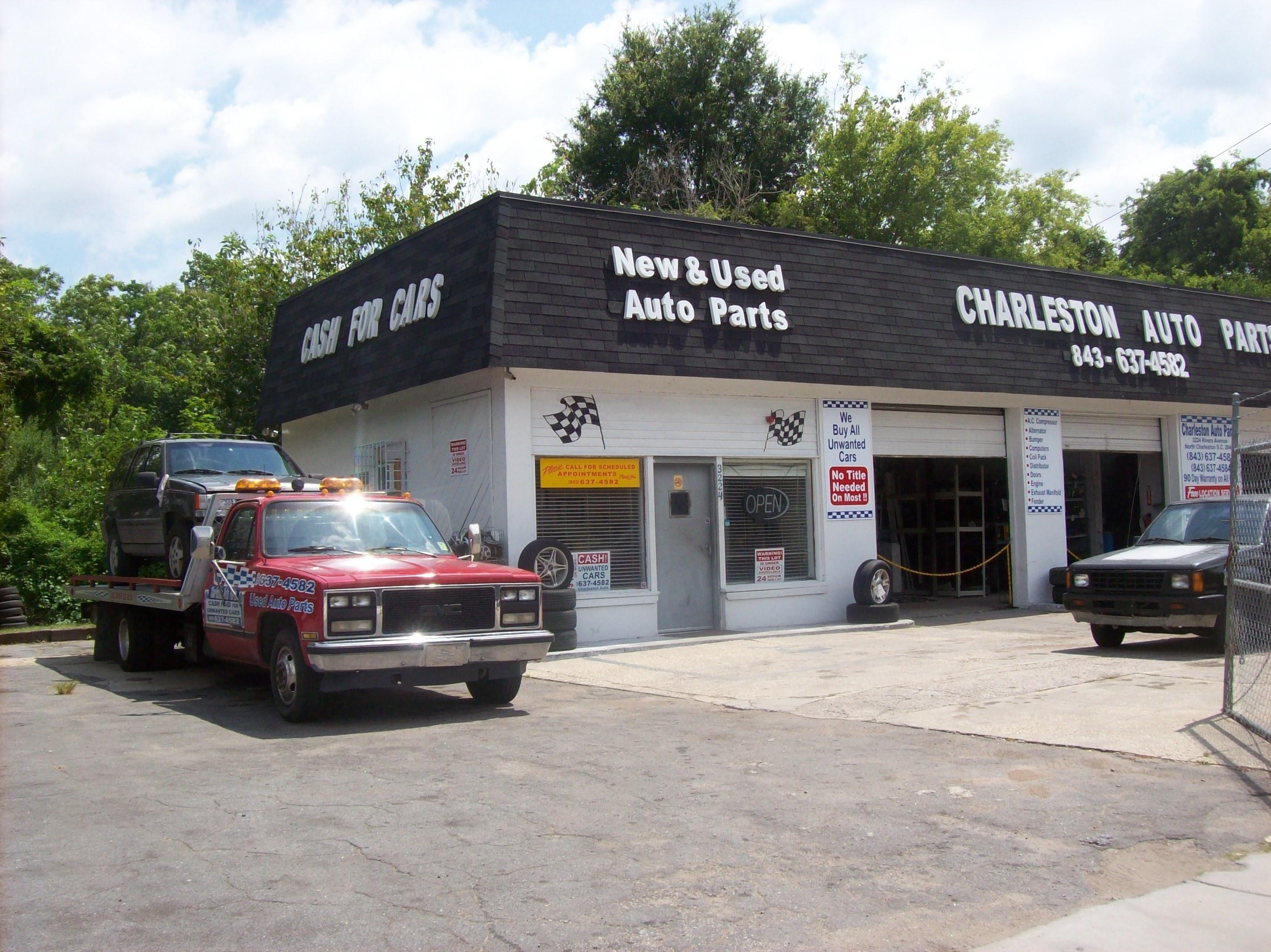 Charleston Auto Parts 3224 Rivers Ave, North Charleston, SC 29405 ...