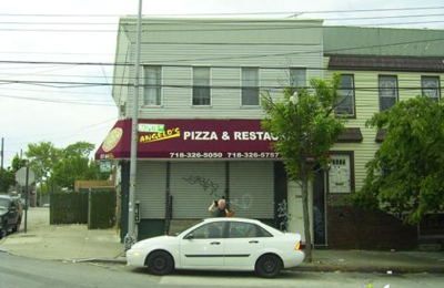 Angelo S Pizza Restaurant Maspeth Ny