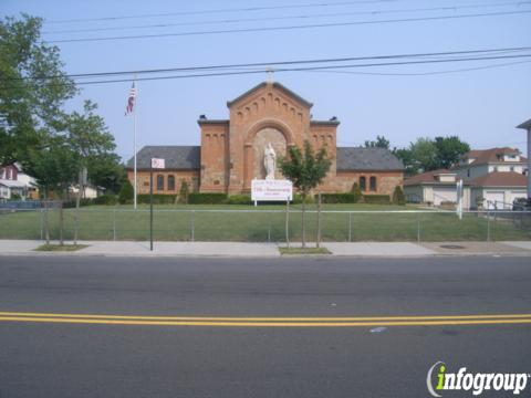 Christ The King Roman Catholic Church 14539 Farmers Blvd