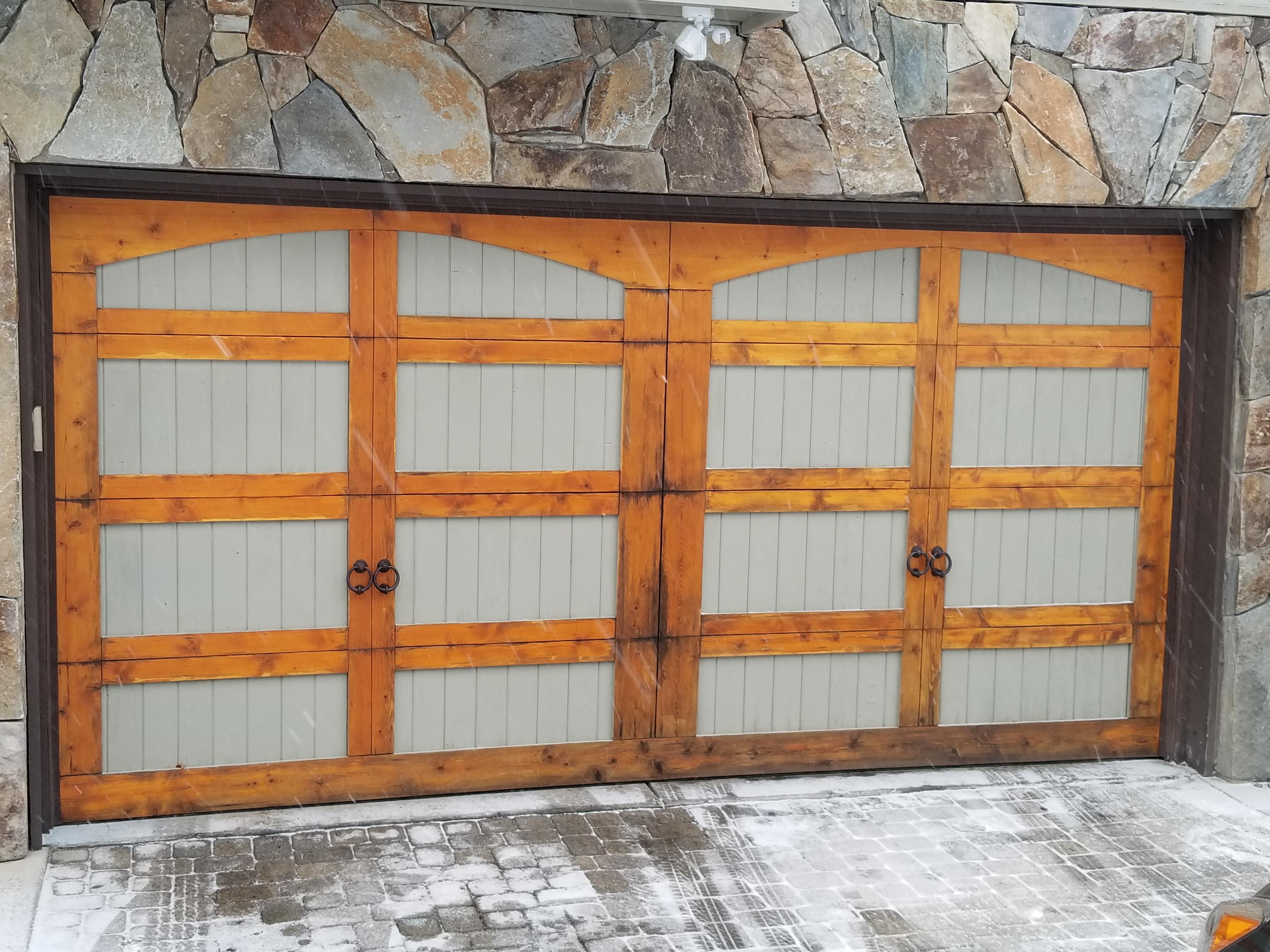 Alpine Garage Door Of Lake Tahoe 2227 Eloise Ave South Lake Tahoe