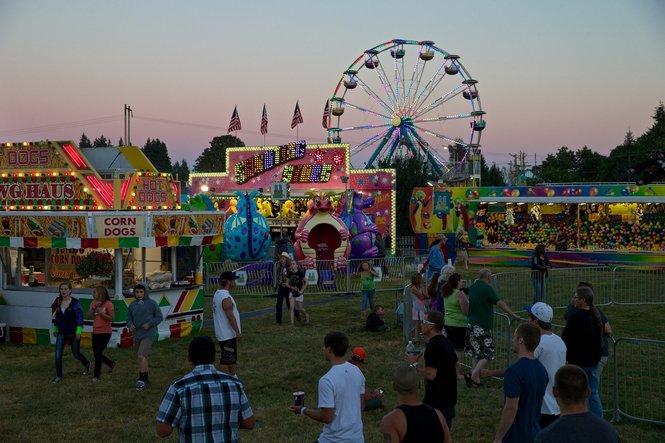 Columbia County Fairgrounds 58892 Saulser Rd Saint Helens