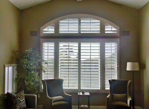 Custom Wood Shutters & Blinds - Tustin, CA