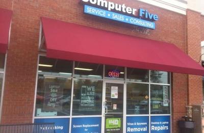 Computer Five - Atlanta, GA