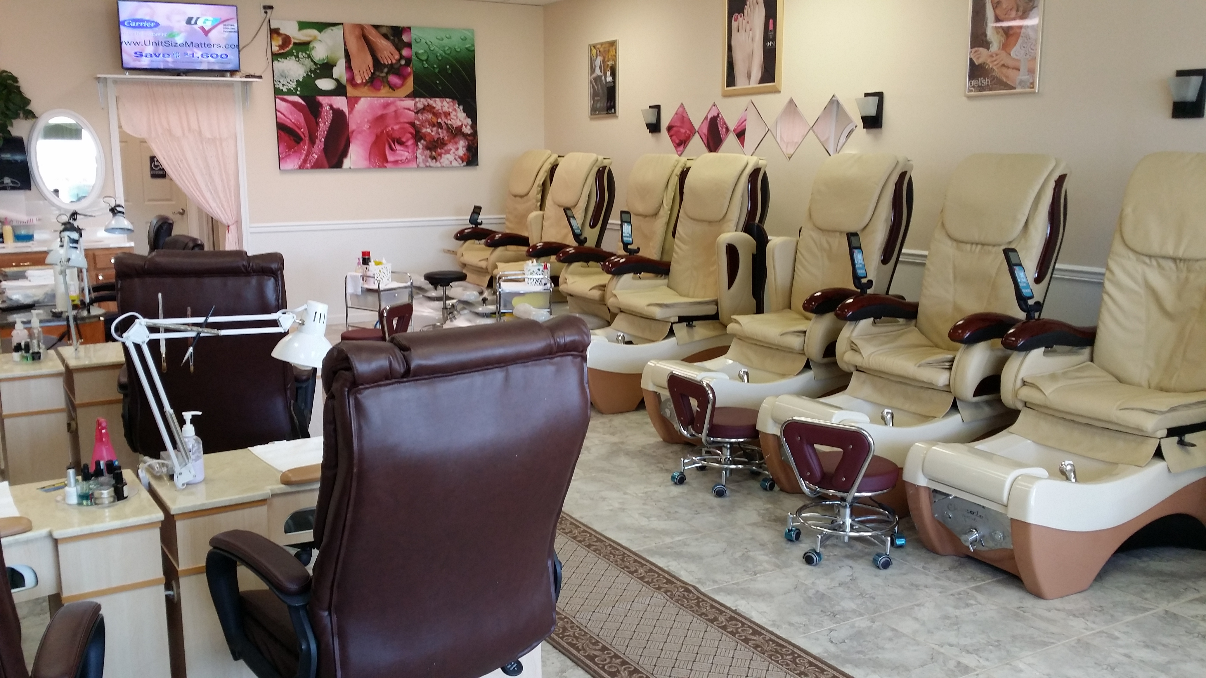 5 Star Nails 2042 E Old Lincoln Hwy, Langhorne, PA 19047 - YP.com