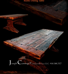 Joseph Cummings Furniture Artisan LLC - Bozeman, MT