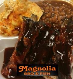 Magnolia BBQ & Fish - Birmingham, AL