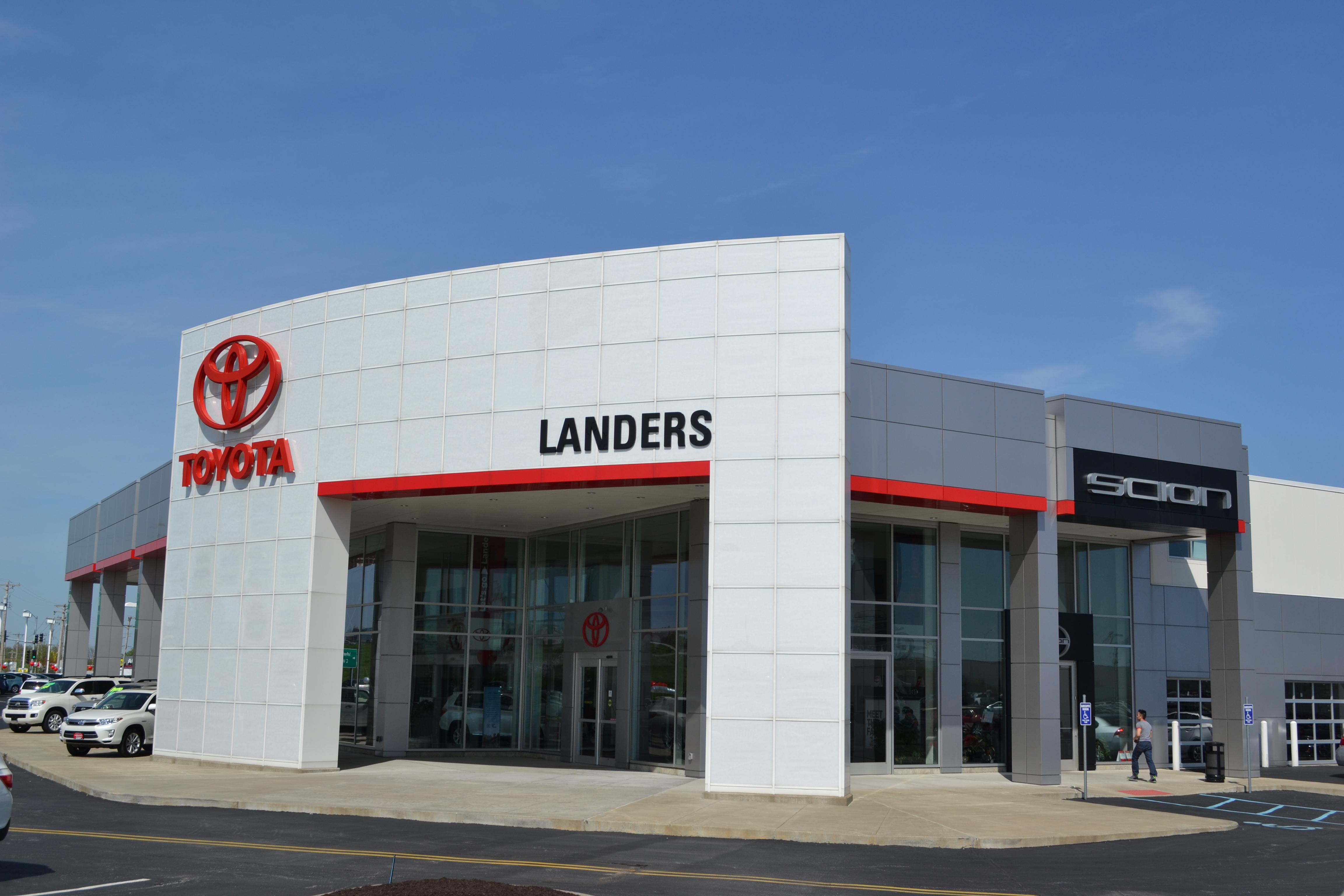 Charming Landers Toyota Of Hazelwood 9091 Dunn Rd, Hazelwood, MO 63042   CLOSED    YP.com