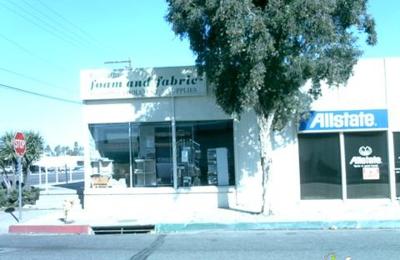 Anaheim Foam & Fabrics Inc - Anaheim, CA
