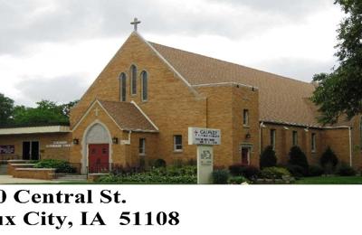 Calvary Lutheran Church - Sioux City, IA
