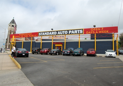 Standard Auto Parts 1010 W North Ave, Baltimore, MD 21217