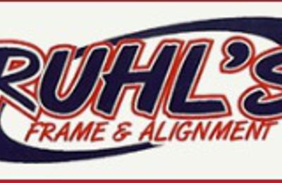 Ruhl's Frame & Alignment Service Inc - Ephrata, PA