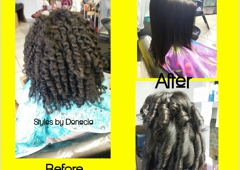 Hair & Beauty Treatment Center - Augusta, GA