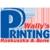 Wally's Printing