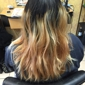 Hair Encounter - Elk Grove Village, IL. Before pic
